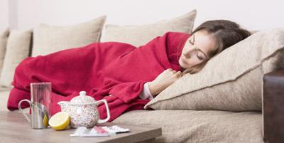 Metoda za odpravo prehlada